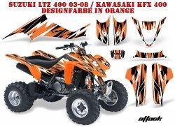 Attack für Kawasaki Quads