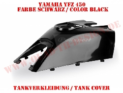 Tank Verkleidung für Yamaha YFZ 450