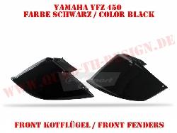 Front Kotflügel für Yamaha YFZ 450