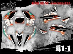 KTM Fox Q1 für KTM Quads