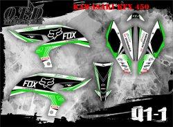 Kawasaki Fox Q1 für Kawasaki Quads