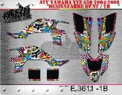 FOX Shift E3611, E4477, E4536 für Yamaha Quads