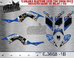 E3668, E3679, E4099 für Yamaha Quads