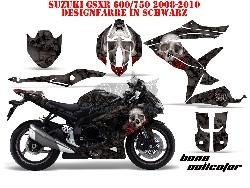 Bone Collector für Suzuki Street Bikes
