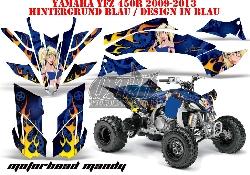 Motorhead Mandy für Yamaha Quads