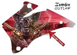 Zombie Outlaw für Yamaha ATVs ab 2015+