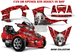 Bone Collector für die CAN-AM Spyder