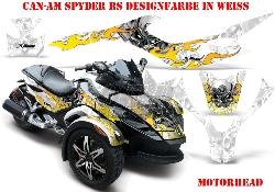 Motorhead für die CAN-AM Spyder