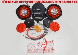 Mud Worx LED Swap Rückleuchten Kit für CAN-AM Outlander G2