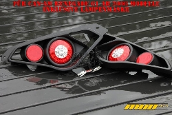 Mud Worx LED Komplett Rückleuchten Kit für CAN-AM Renegade G1