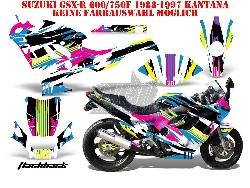Flashback für die Suzuki Street Bikes