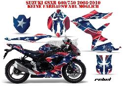 Rebel für Suzuki Street Bikes