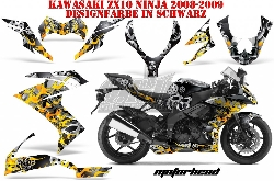 Motorhead für Kawasaki Street Bikes