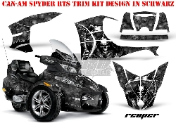 1. AMR Designs für die CAN-AM Spyder RT & RT-S Trim Kit