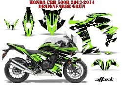 Attack für die Honda Street Bikes