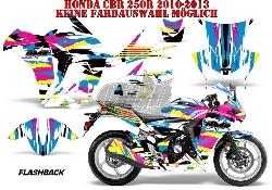 Flashback für die Honda Street Bikes