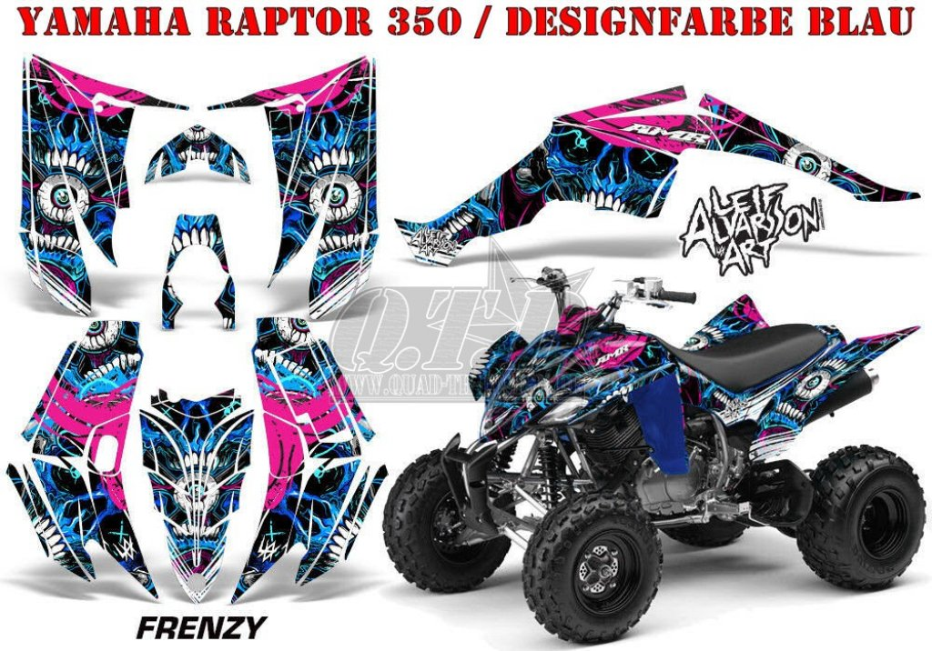 Frenzy für Yamaha Quads