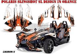 Carbon X für Polaris Slingshot