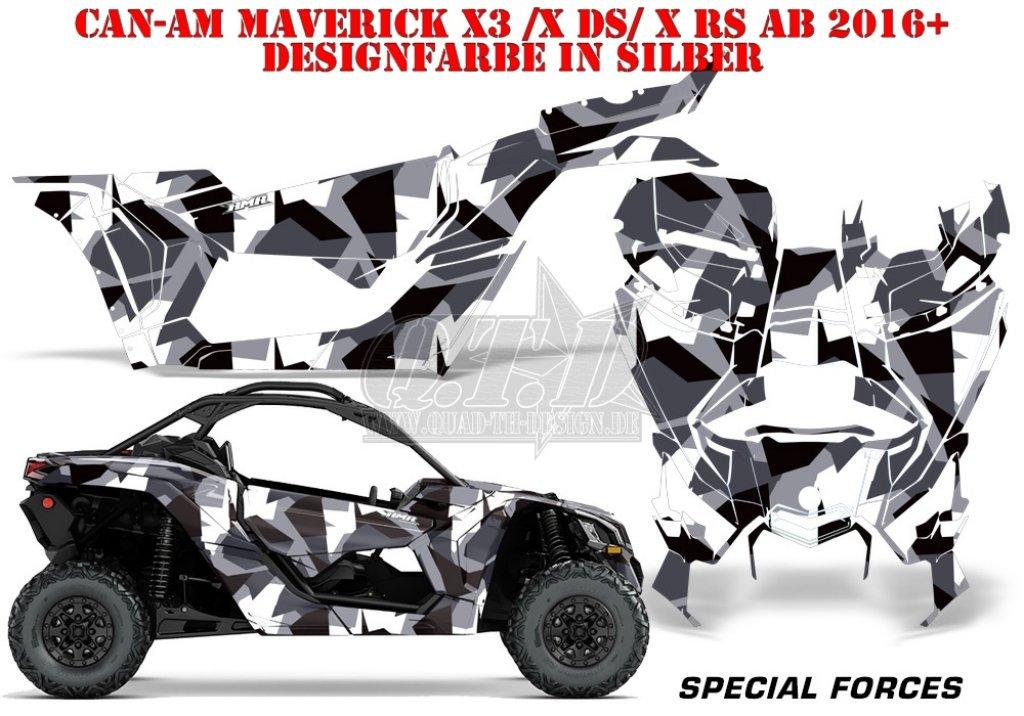 Special Forces für die CAN-AM UTV