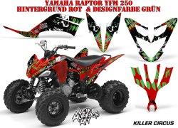 Killer Circus für Yamaha Quads
