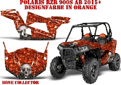 Bone Collector für Polaris UTV RZR 900S & 1000 XP