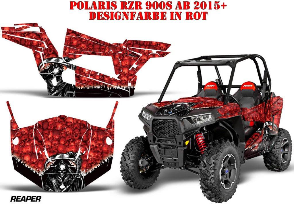 Reaper für Polaris UTV RZR 900S & 1000 XP
