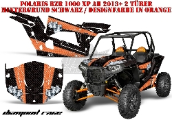 Diamond Race für die Polaris UTV RZR 900S & 1000 XP