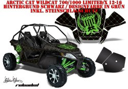 Silver Star - Reloaded für Arctic Cat UTV