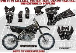 Reaper für KTM MX Motocross Bikes