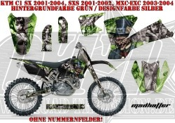 Mad Hatter für KTM MX Motocross Bikes