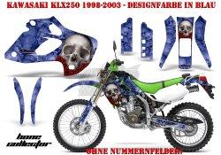 Bone Collector für Kawasaki MX Motocross Bikes