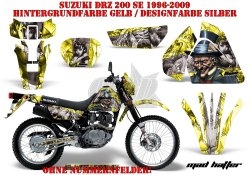 Mad Hatter für Suzuki MX Motocross Bikes