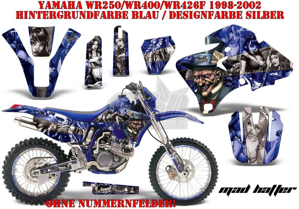 Mad Hatter für Yamaha MX Motocross Bikes