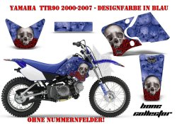 Bone Collector für Yamaha MX Motocross Bikes