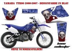 Bone Collector für Yamaha MX Motocross Bikes