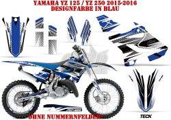 Teck für Yamaha MX Motocross Bikes