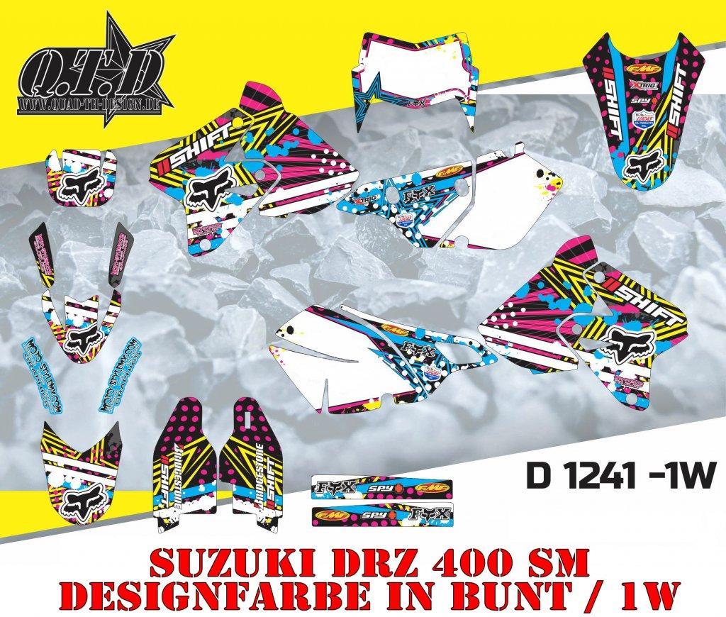 FOX Shift für Suzuki MX Motocross Bikes