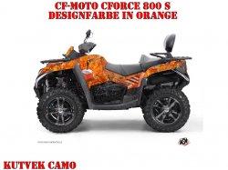 Kutvek Camo Dekor für CF-Moto ATVs