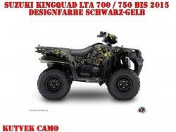 Kutvek Camo Dekor für Suzuki ATVs