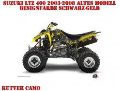 Kutvek Camo Dekor für Suzuki Quads