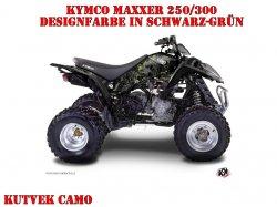 Kutvek Camo Dekor für Kymco Quads/ATVs