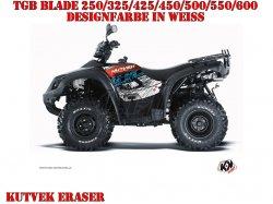 Kutvek Eraser Dekor für TGB ATVs