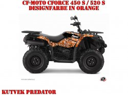 Kutvek Predator Dekor für CF-Moto ATVs