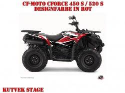 Kutvek Stage Dekor für CF-Moto ATVs