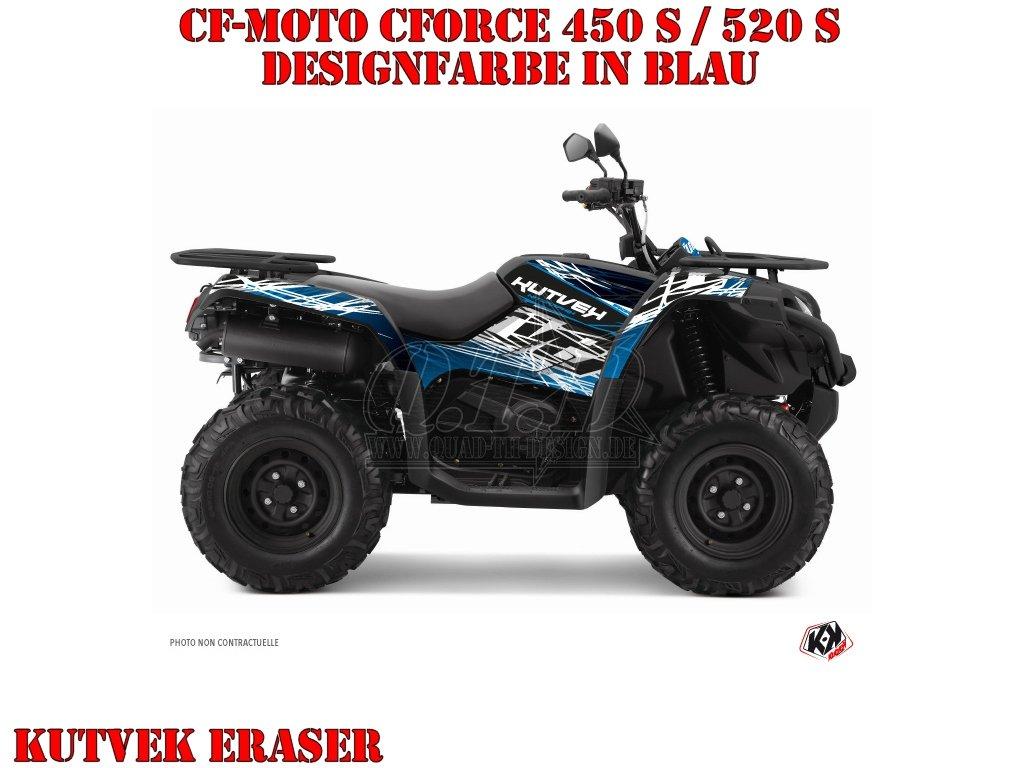 Kutvek Eraser Dekor für CF-Moto ATVs