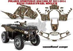 Sonderpreis Woodland Camo für Polaris Sportsman 850/1000 XP