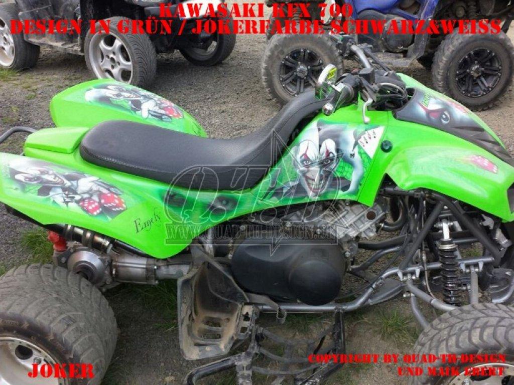 Sonderpreis: The Joker für Kawasaki KFX 700
