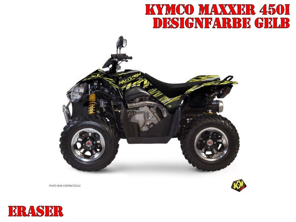 Kutvek Eraser Dekor für Kymco Quads/ATVs