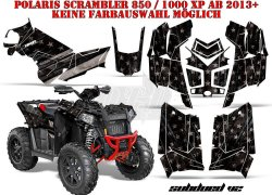 Subdued V2 für Polaris Quads