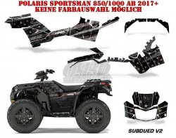 Subdued V2 für Polaris ATV